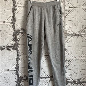 Youth under Armour jogger pants